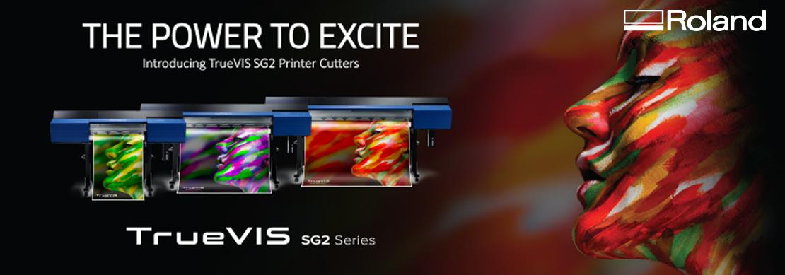Novi TrueVis SG2-300/540/640 printer/kater