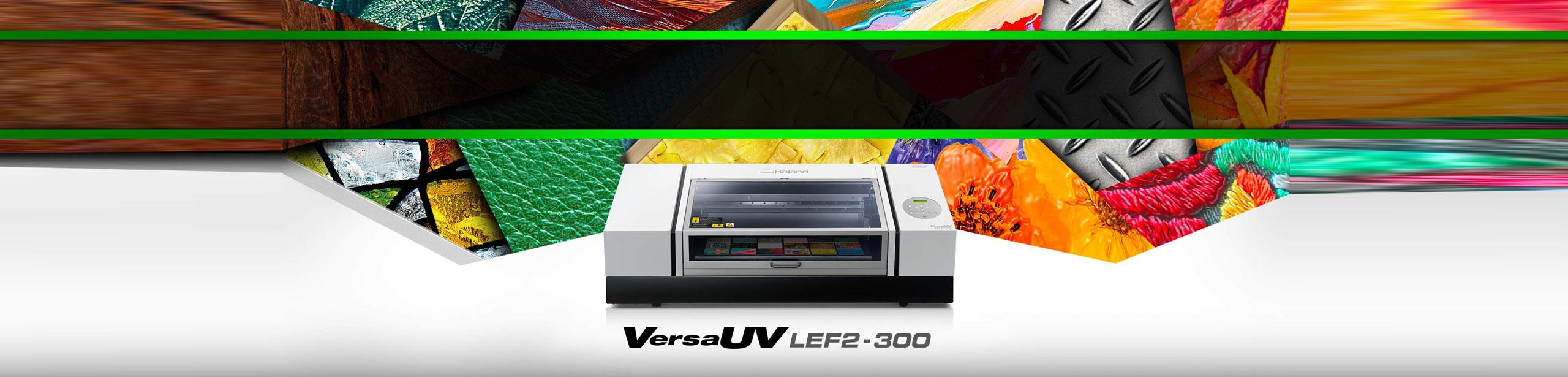 Roland VersaUV LEF2-300