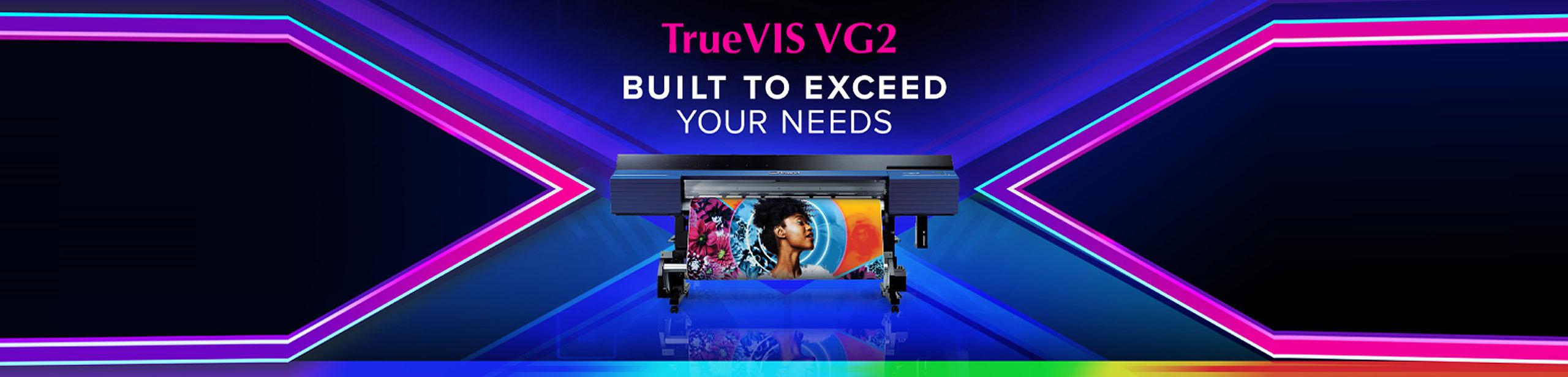 Novi TrueVis VG2-540/640 printer/kater