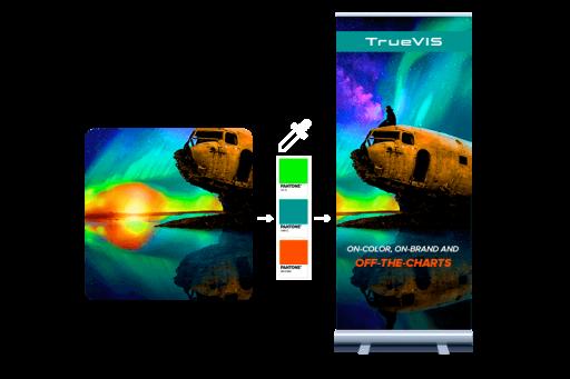 Panton i mogućnost targetiranja boja