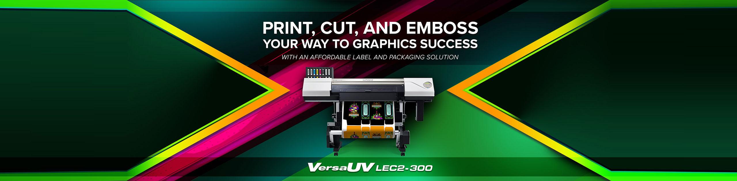 VersaUV LEC-300