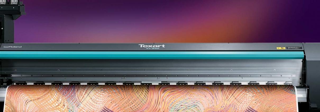 Roland XT-640 Texart